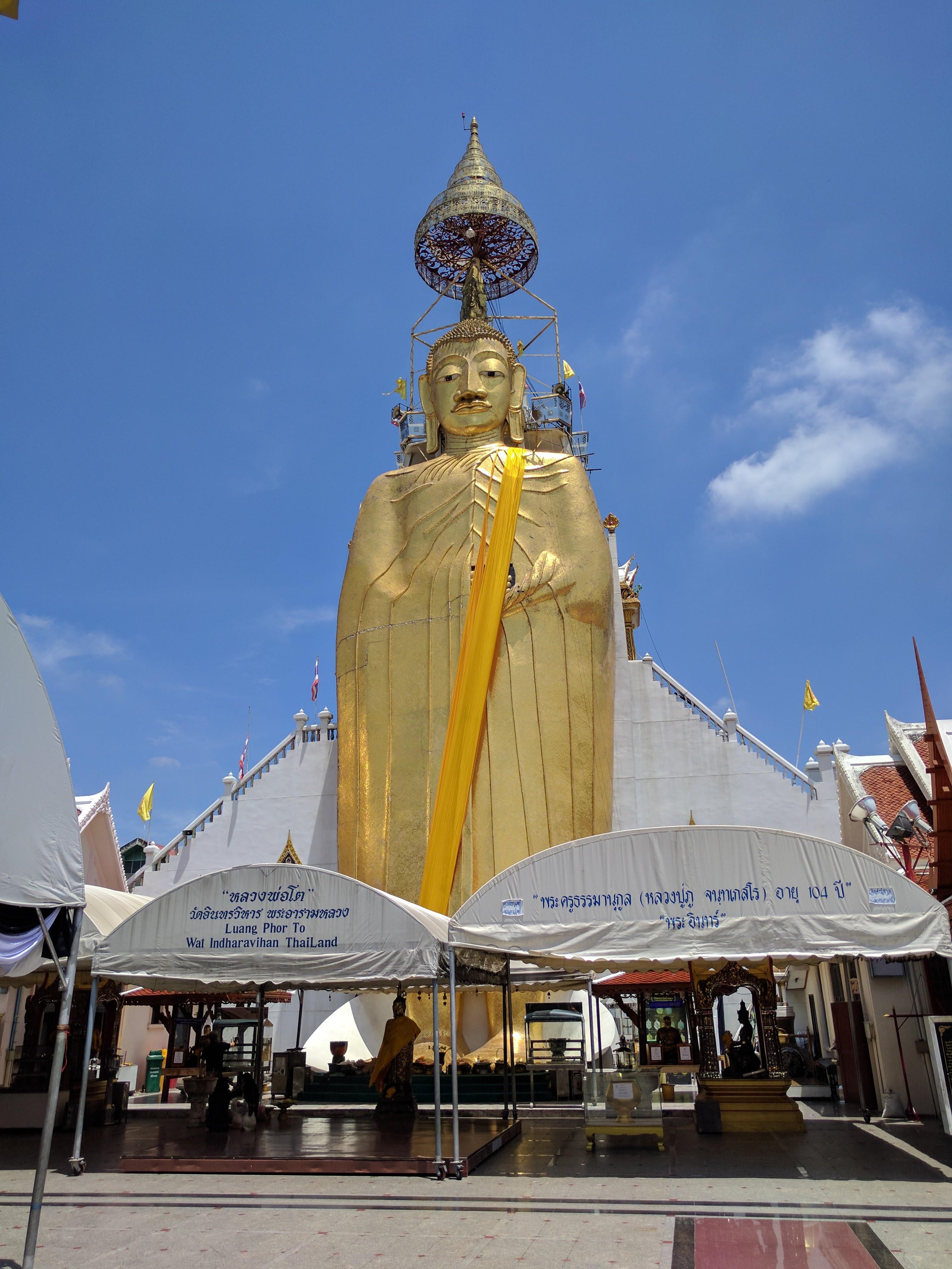 Bankok boudha géant