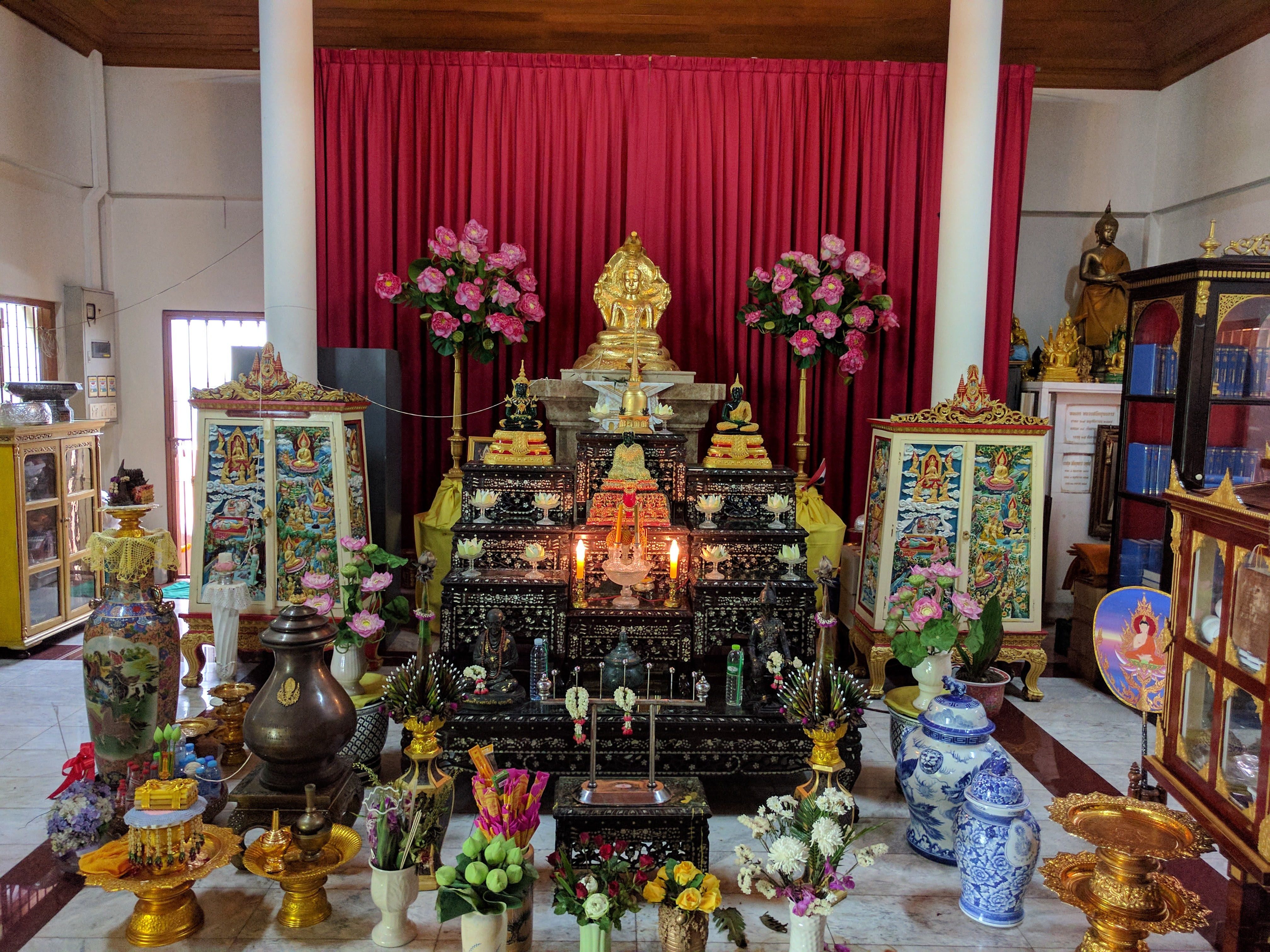 Bangkok lucky boudha