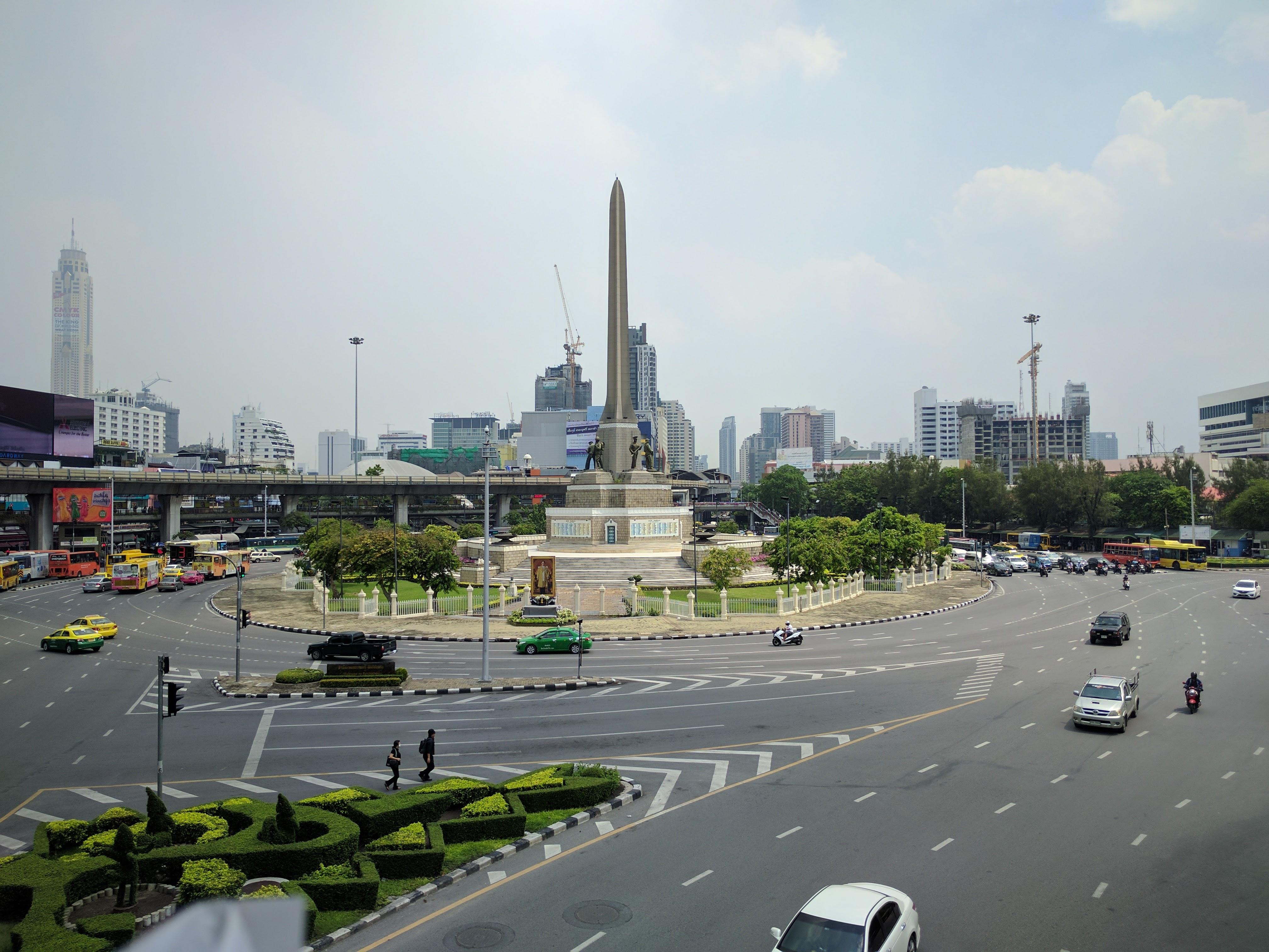 Bangkok monument victoire