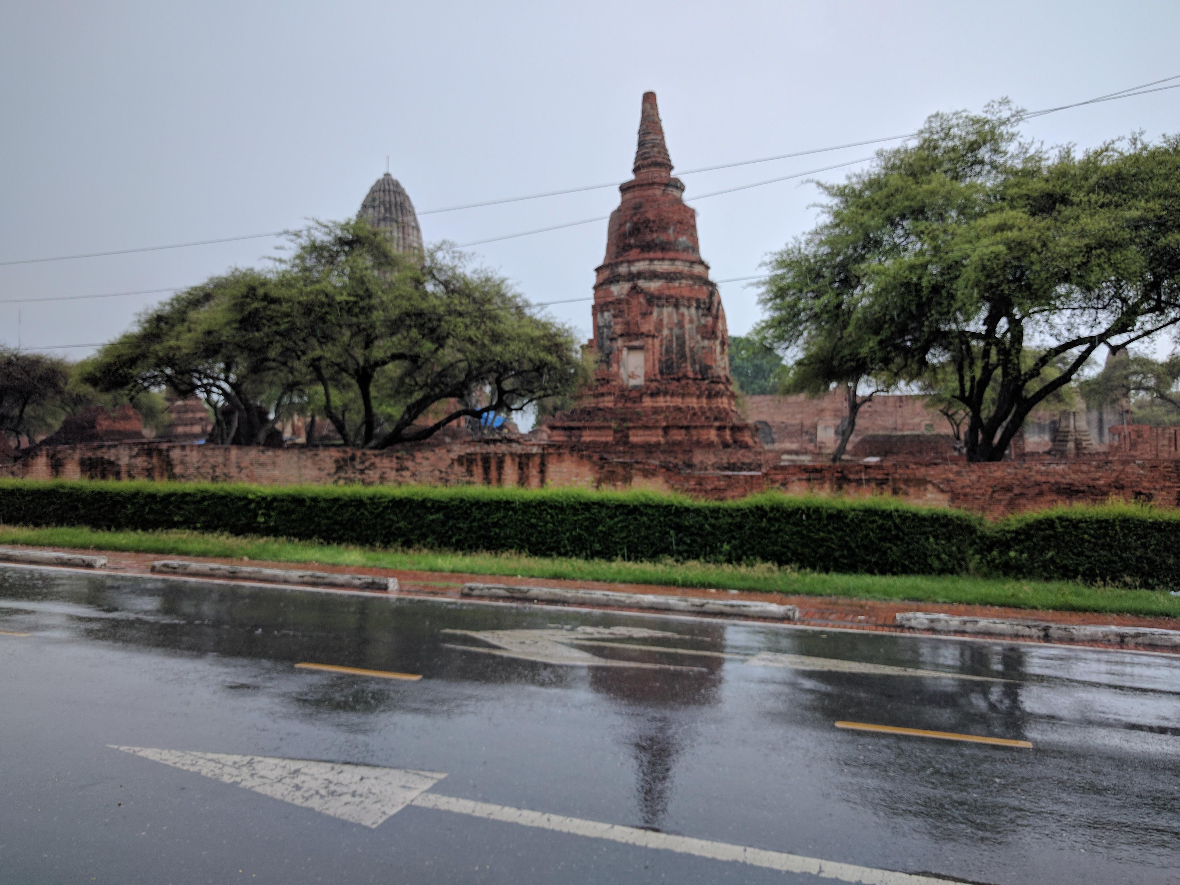 Temples Ayuttahya