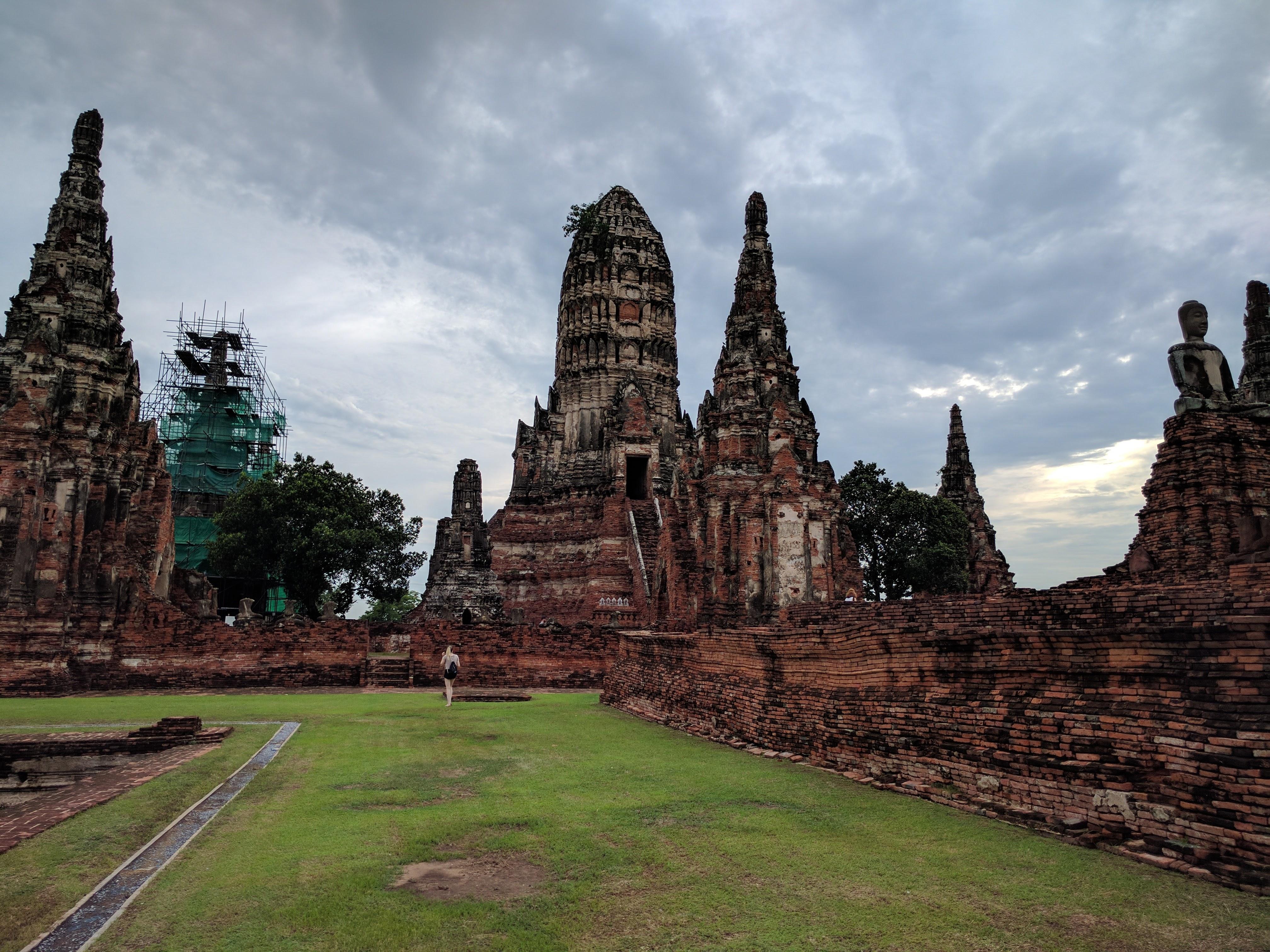 Ayutthaya dernier temple