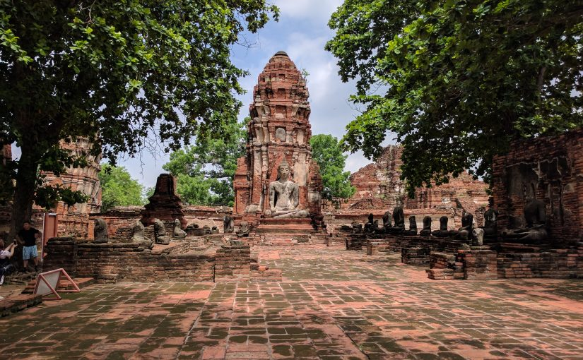 Ayuttahya : Ancienne capitale aux multiples temples