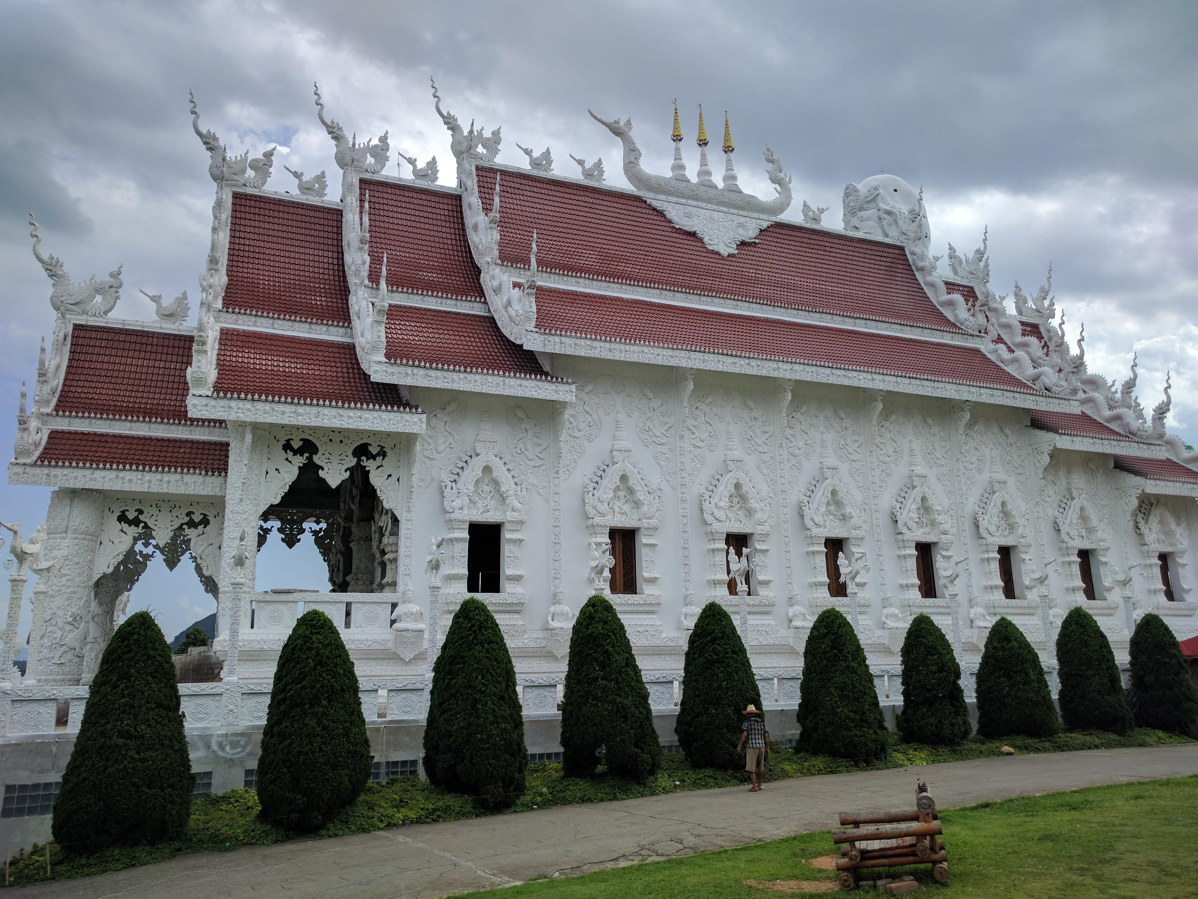 wat huay plakang temple