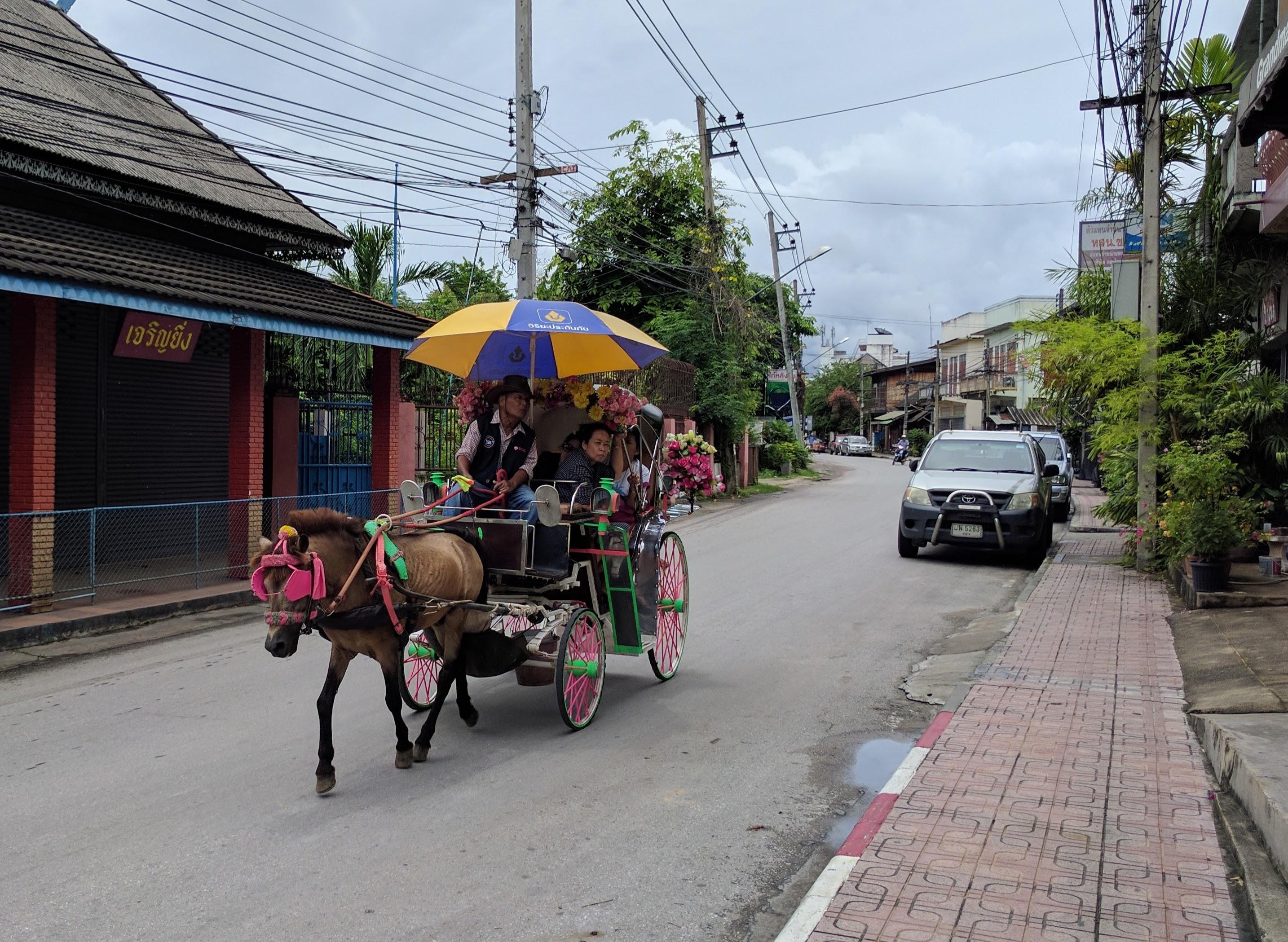 Attelage Lampang