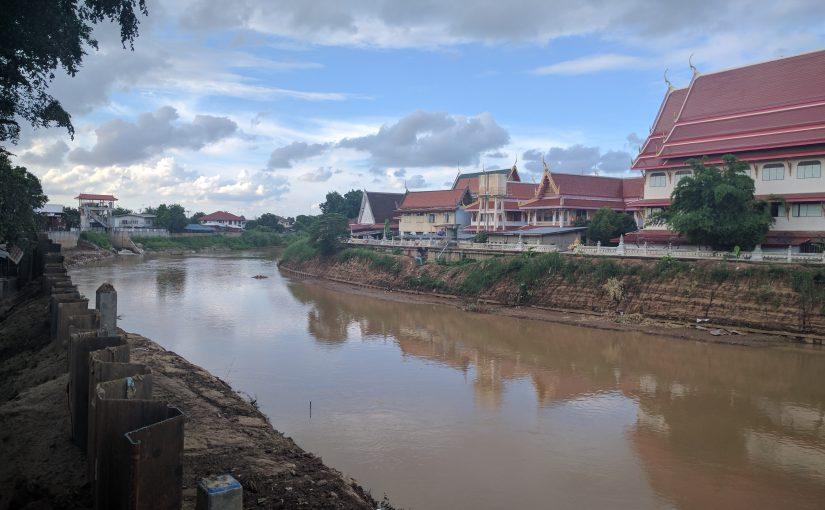 Sukhothaï : derniers jours en Thaïlande avant le Myanmar