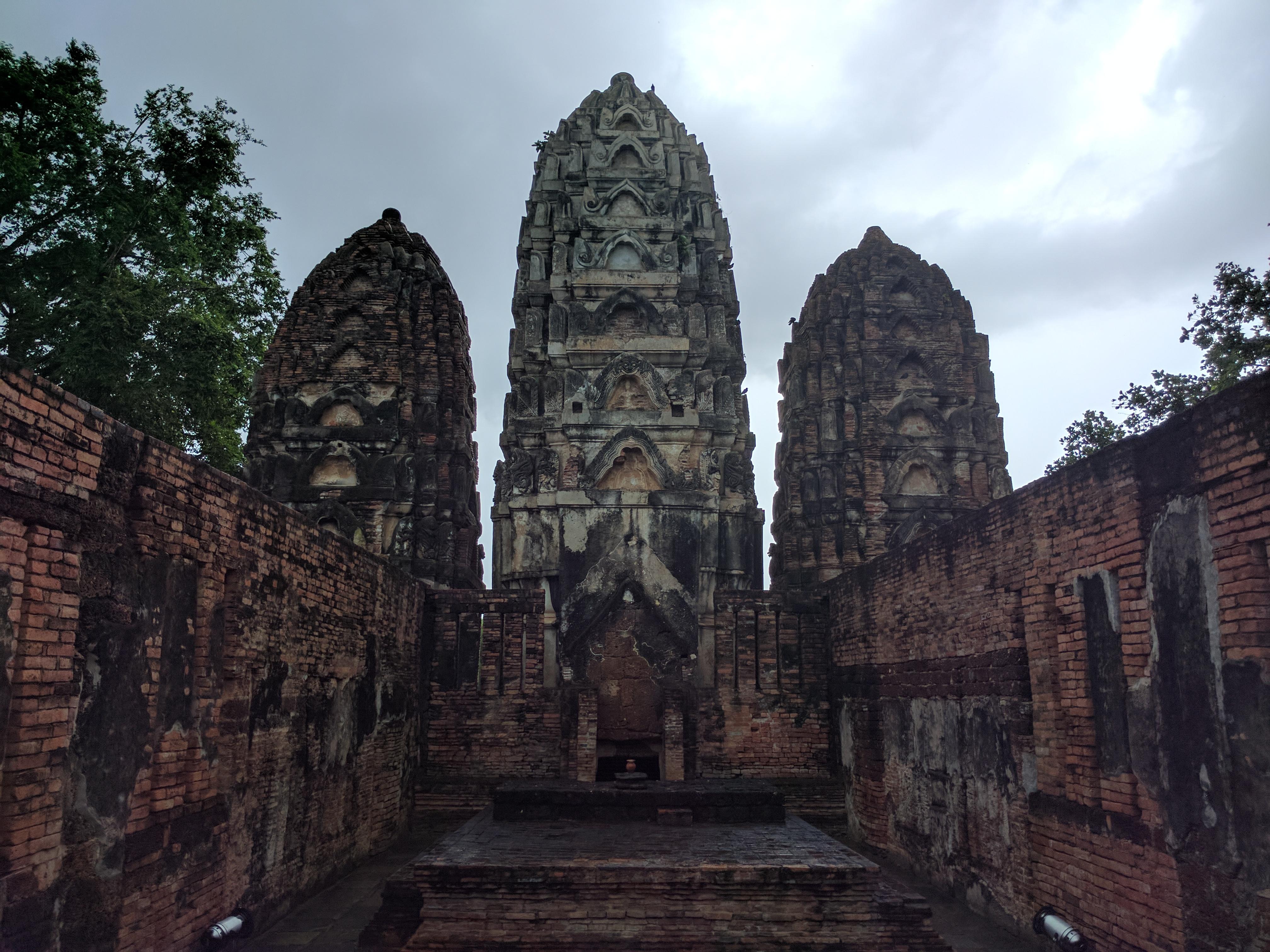 Parc historique Sukhothaï temple