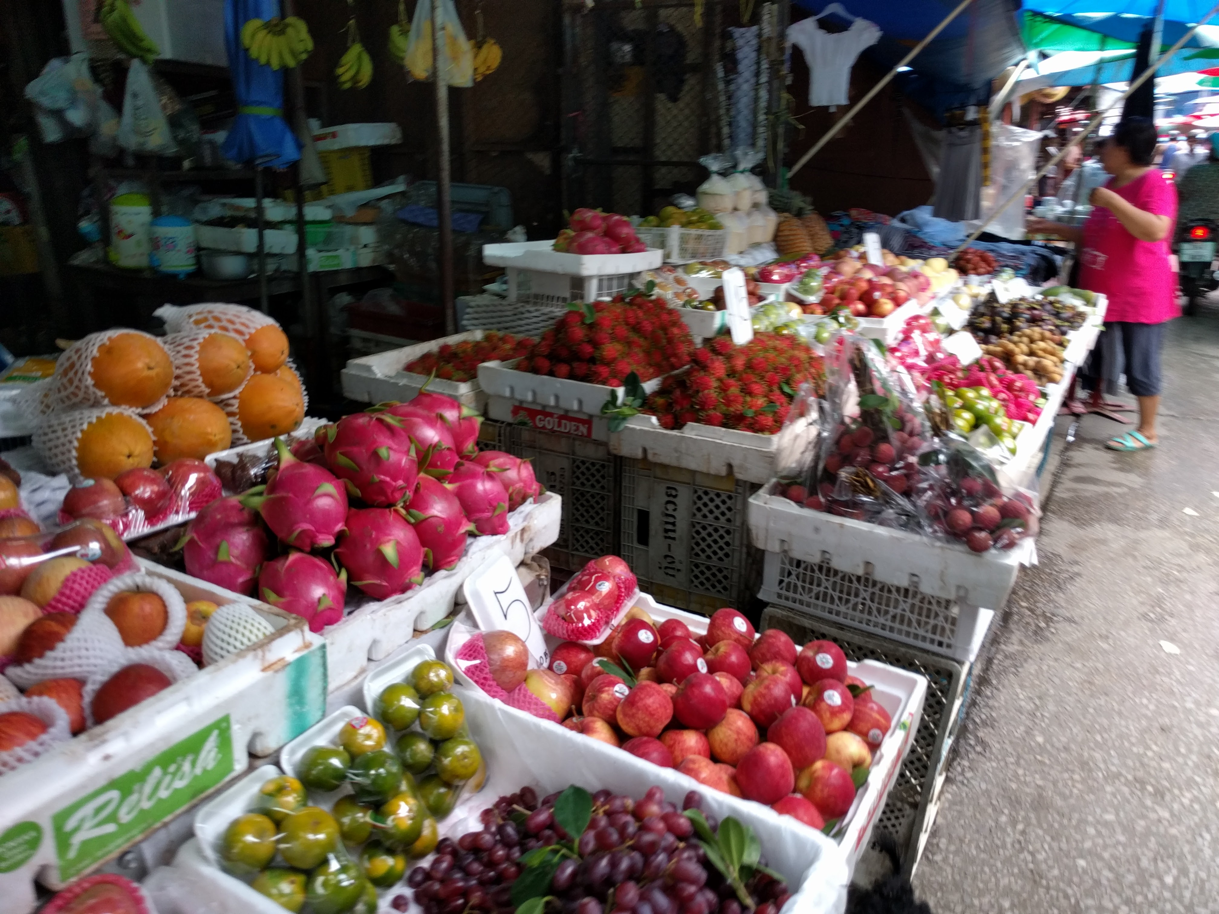 Marché Hpa-An