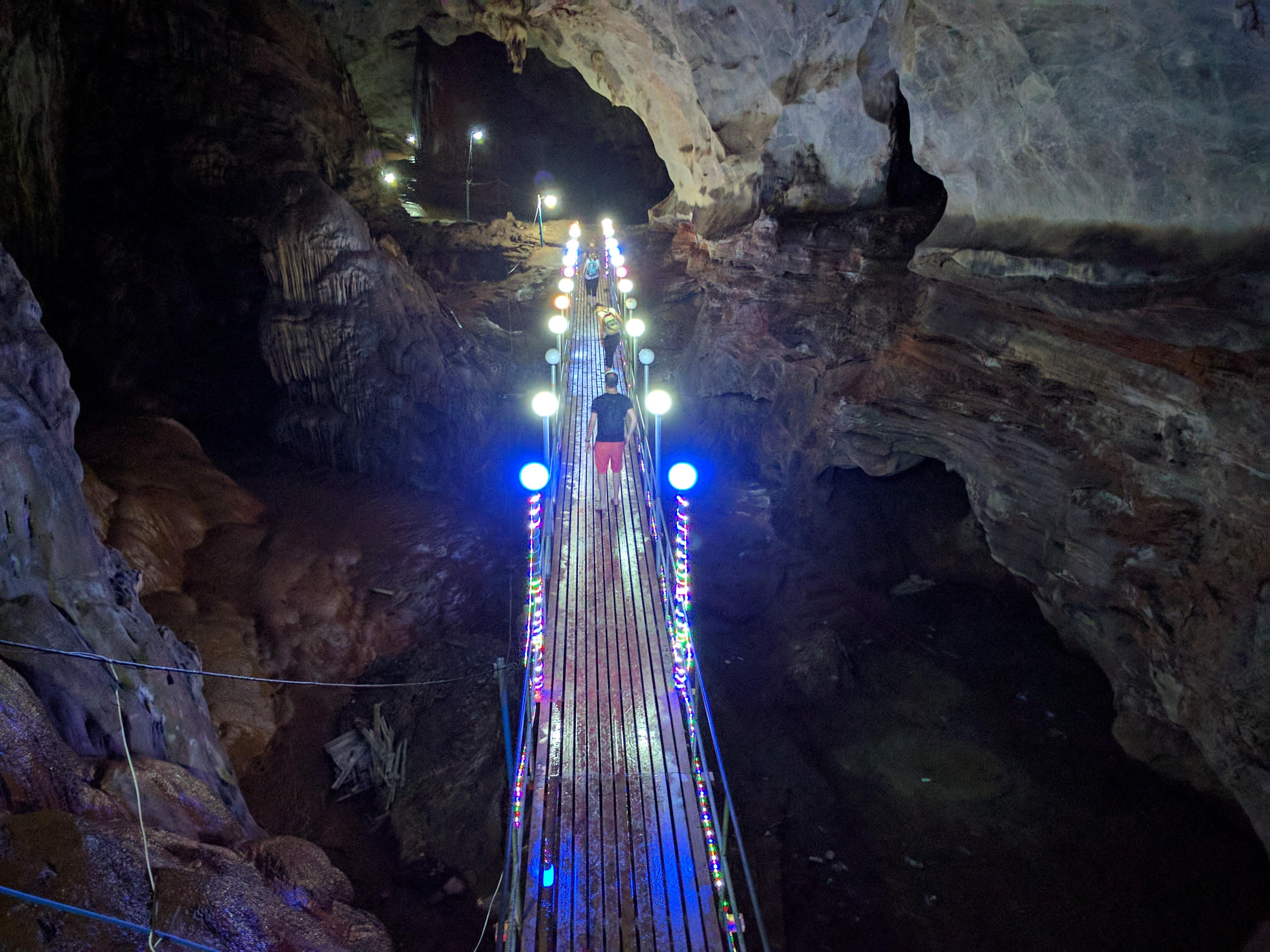 Interieur grotte