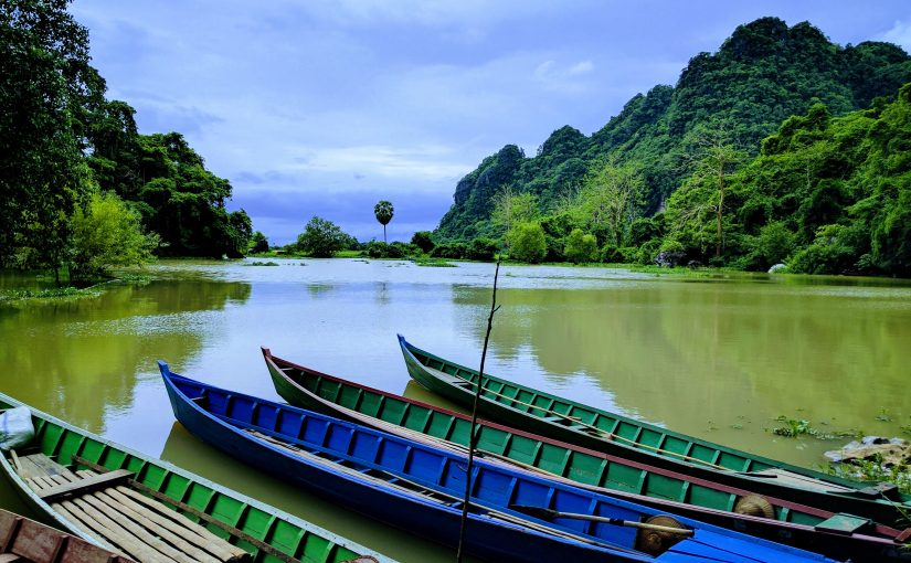Bienvenue en Birmanie : Hpa-An