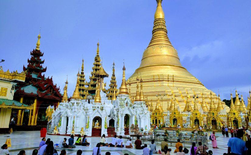 PS pagod shwedagon