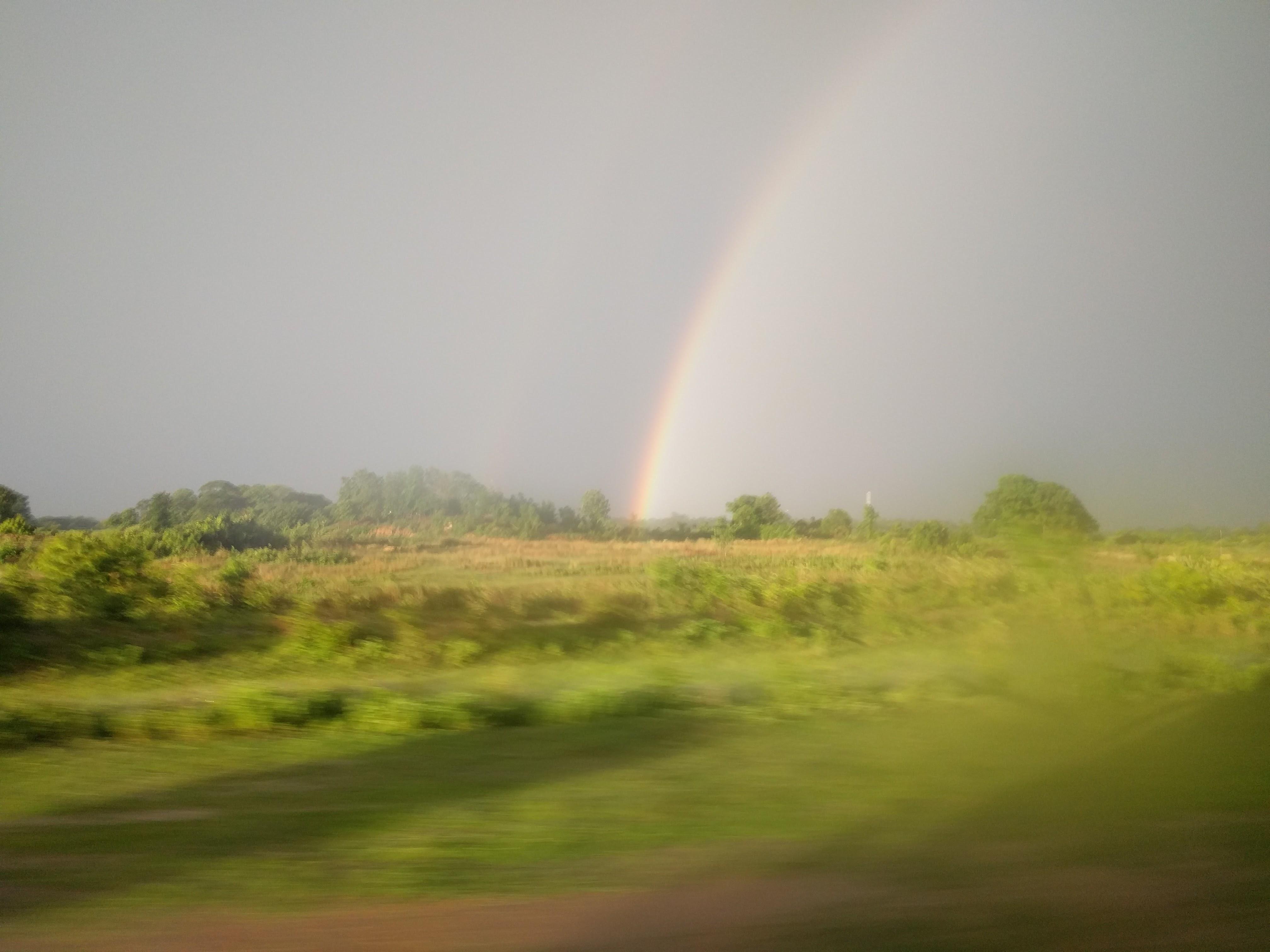 Arc en ciel Naypyidaw