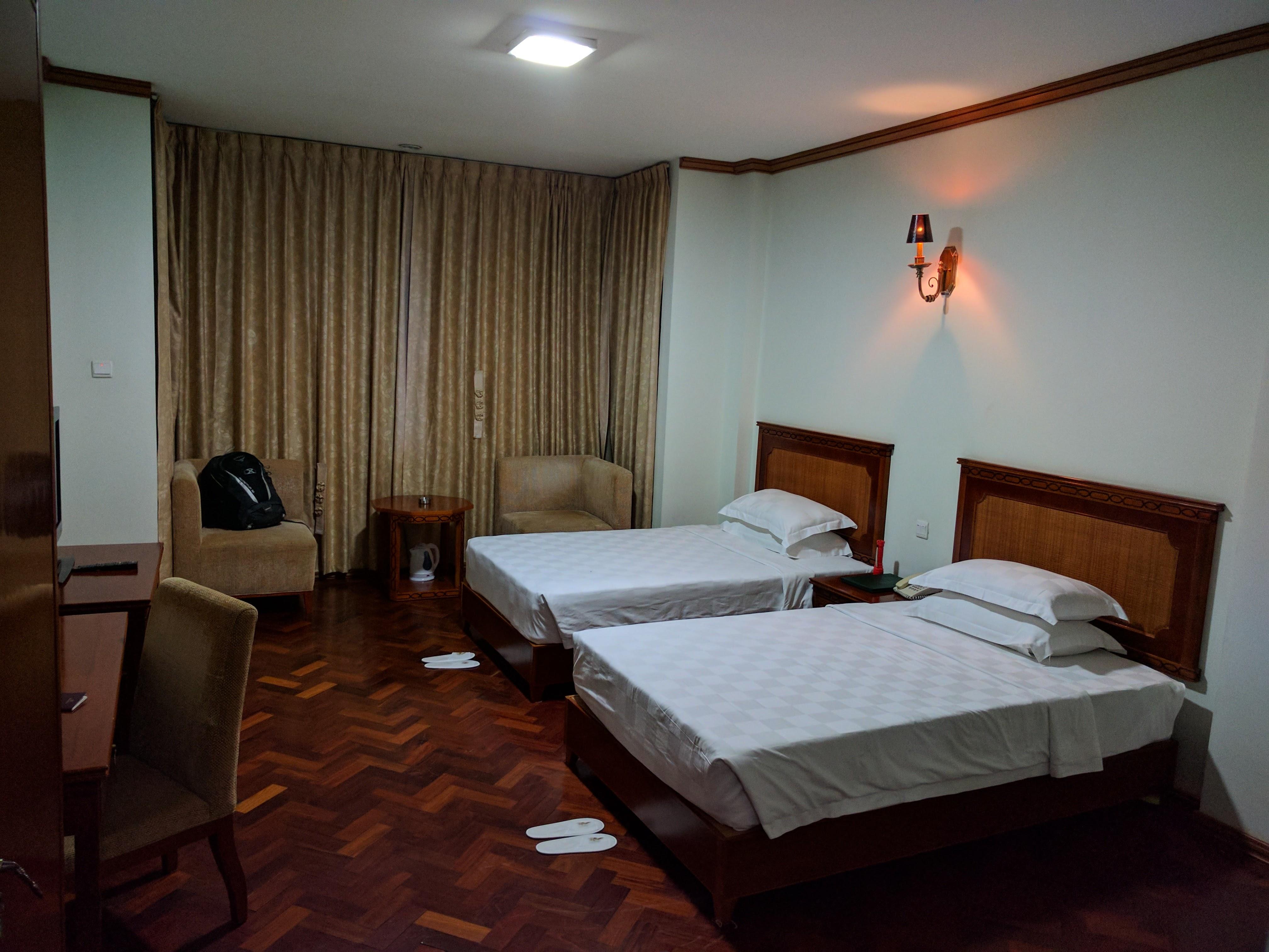 Hotel Naypyidaw