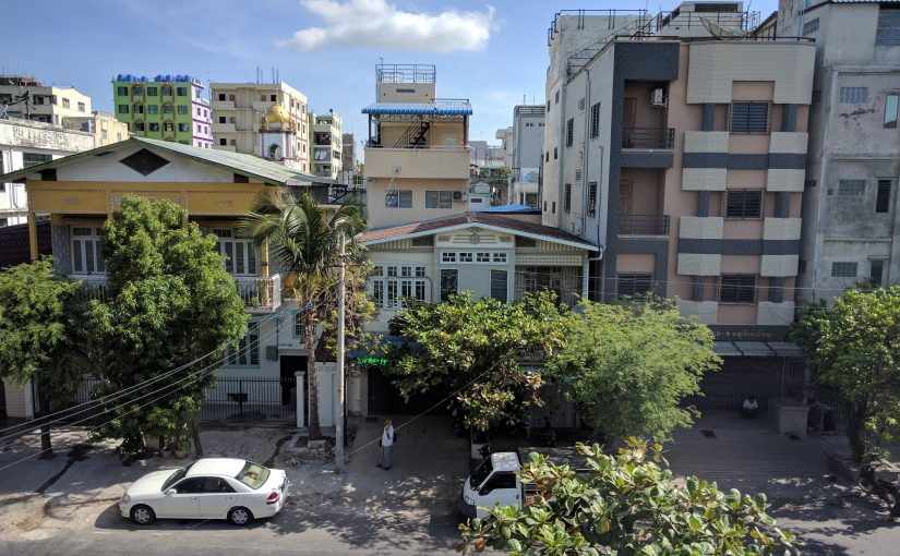 Mandalay vue hotel