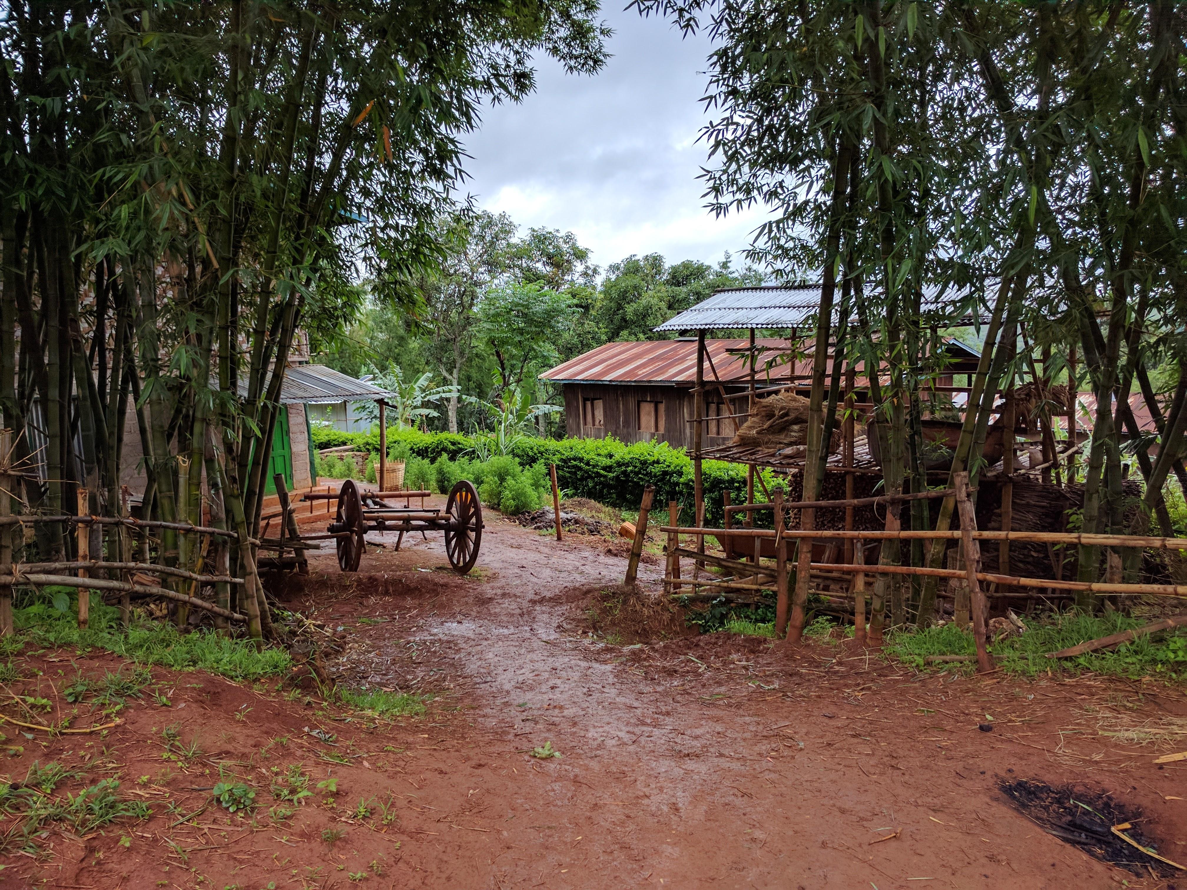 Village inle trek