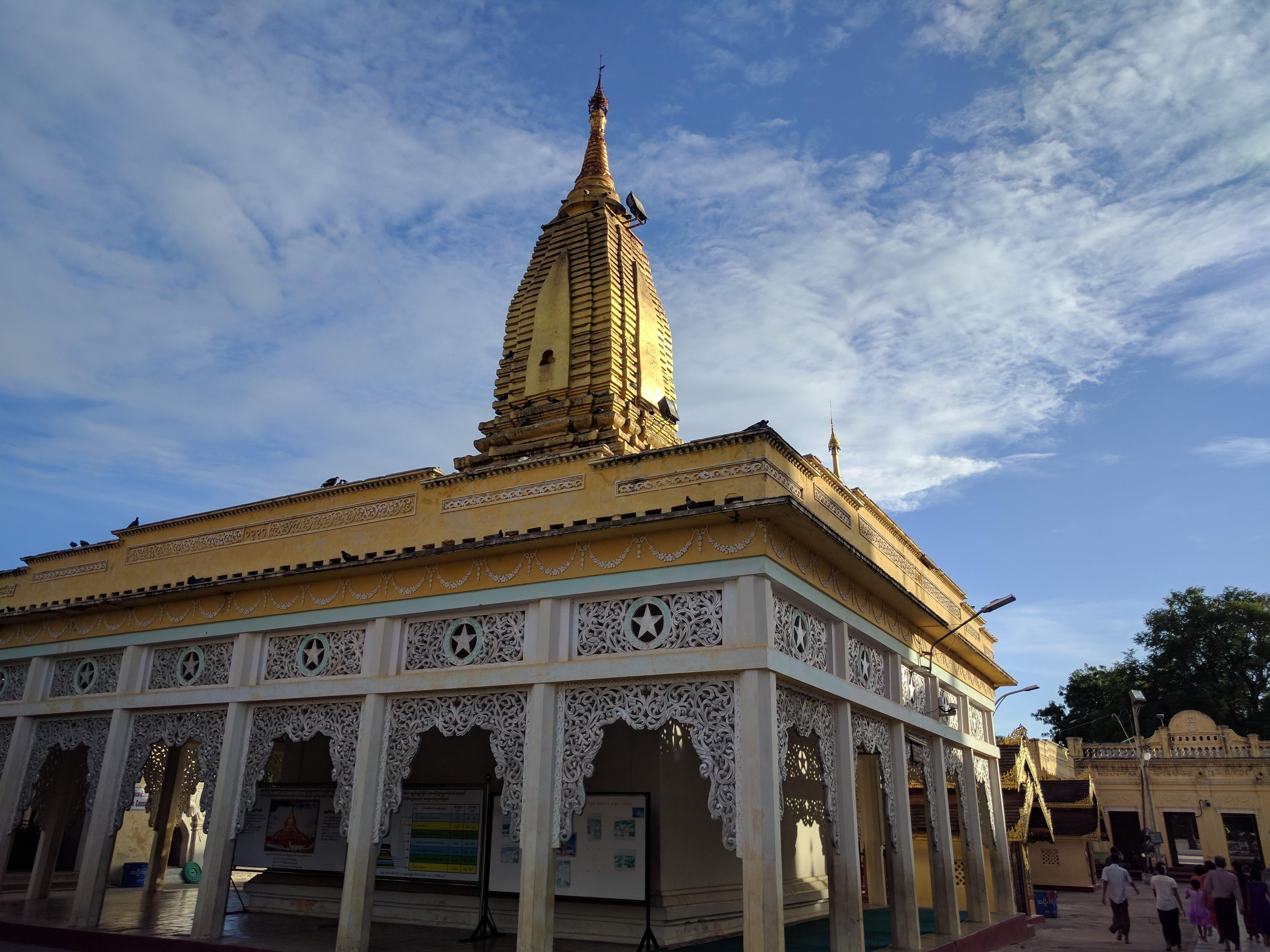 Temple principal Bagan