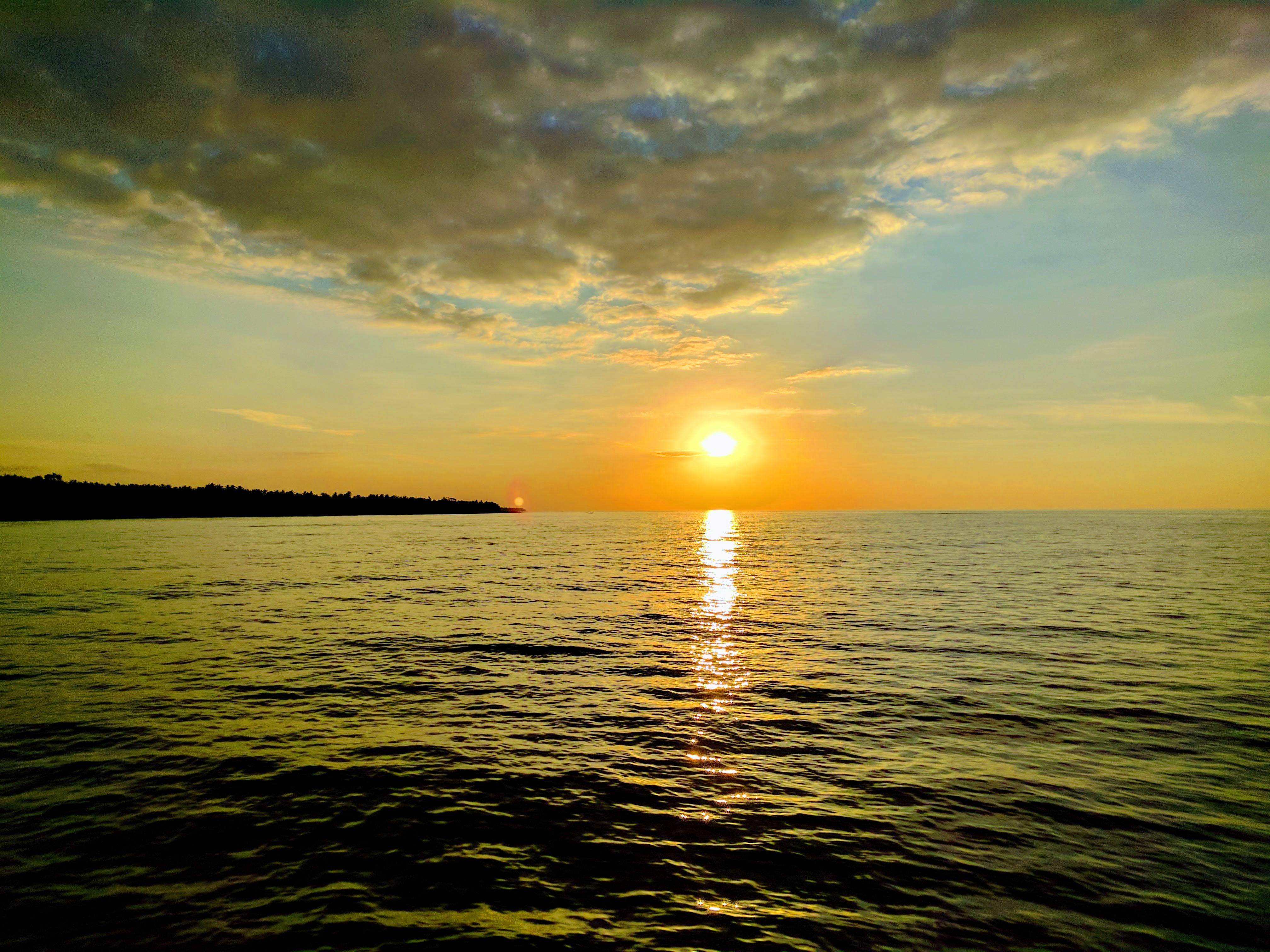 Croisière premier coucher soleil