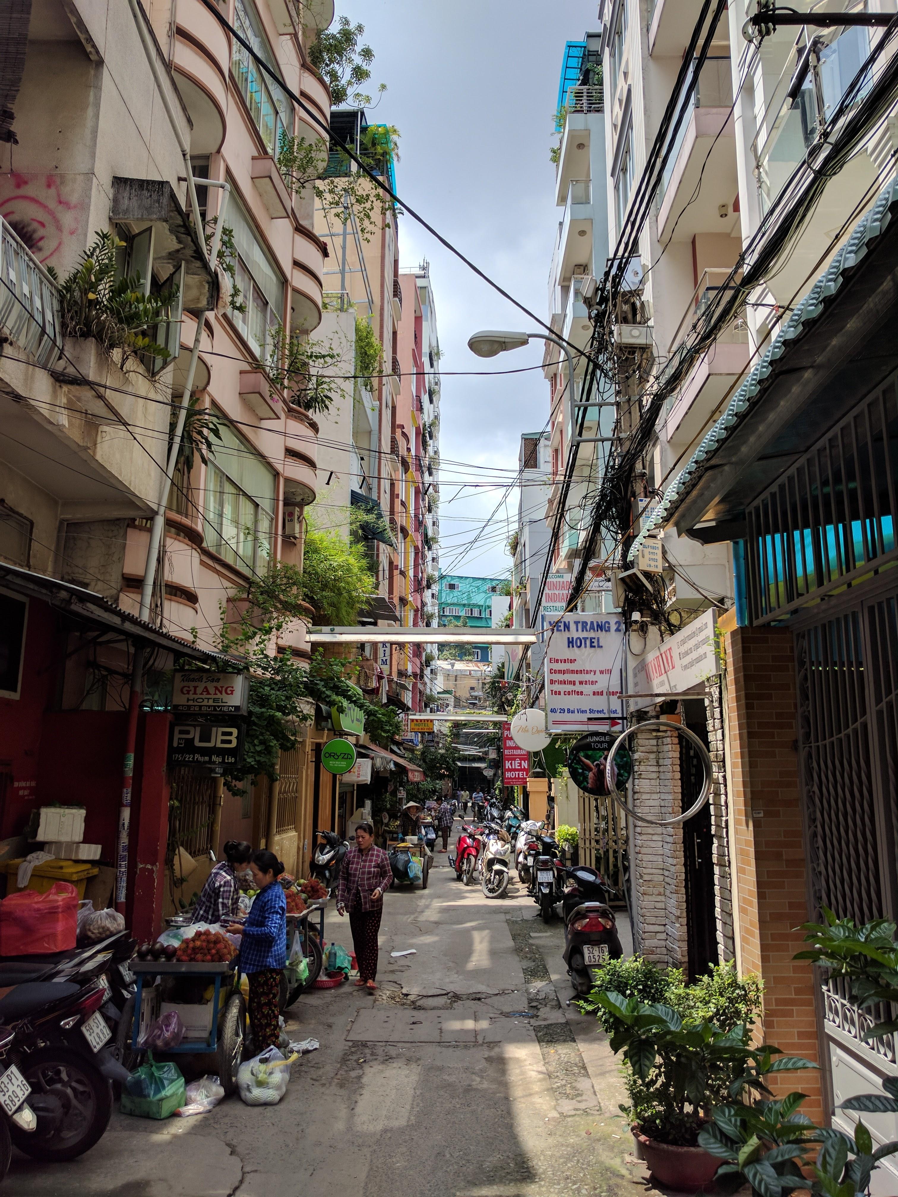 Ruelle Saigon