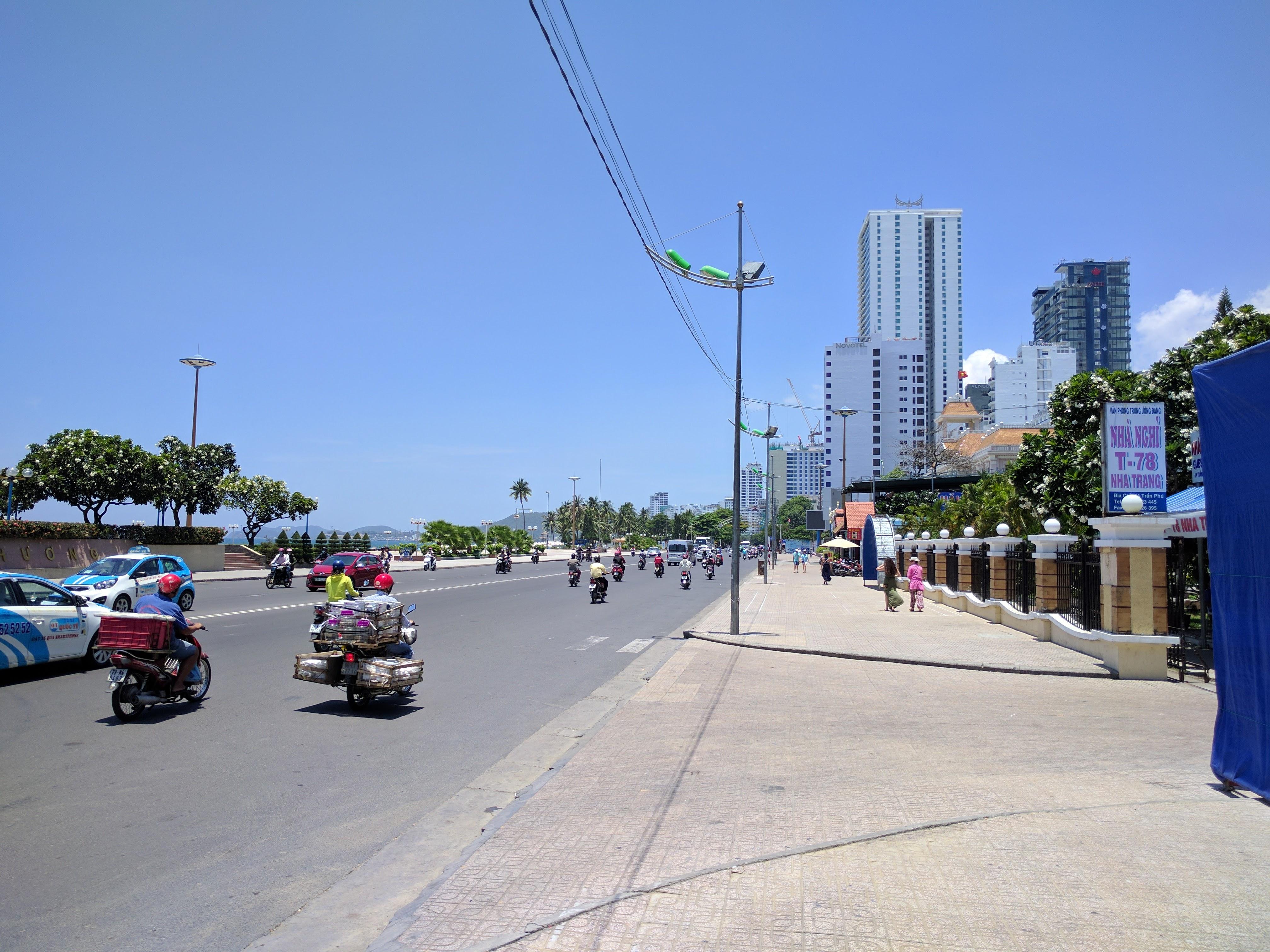 Nha Trang rue