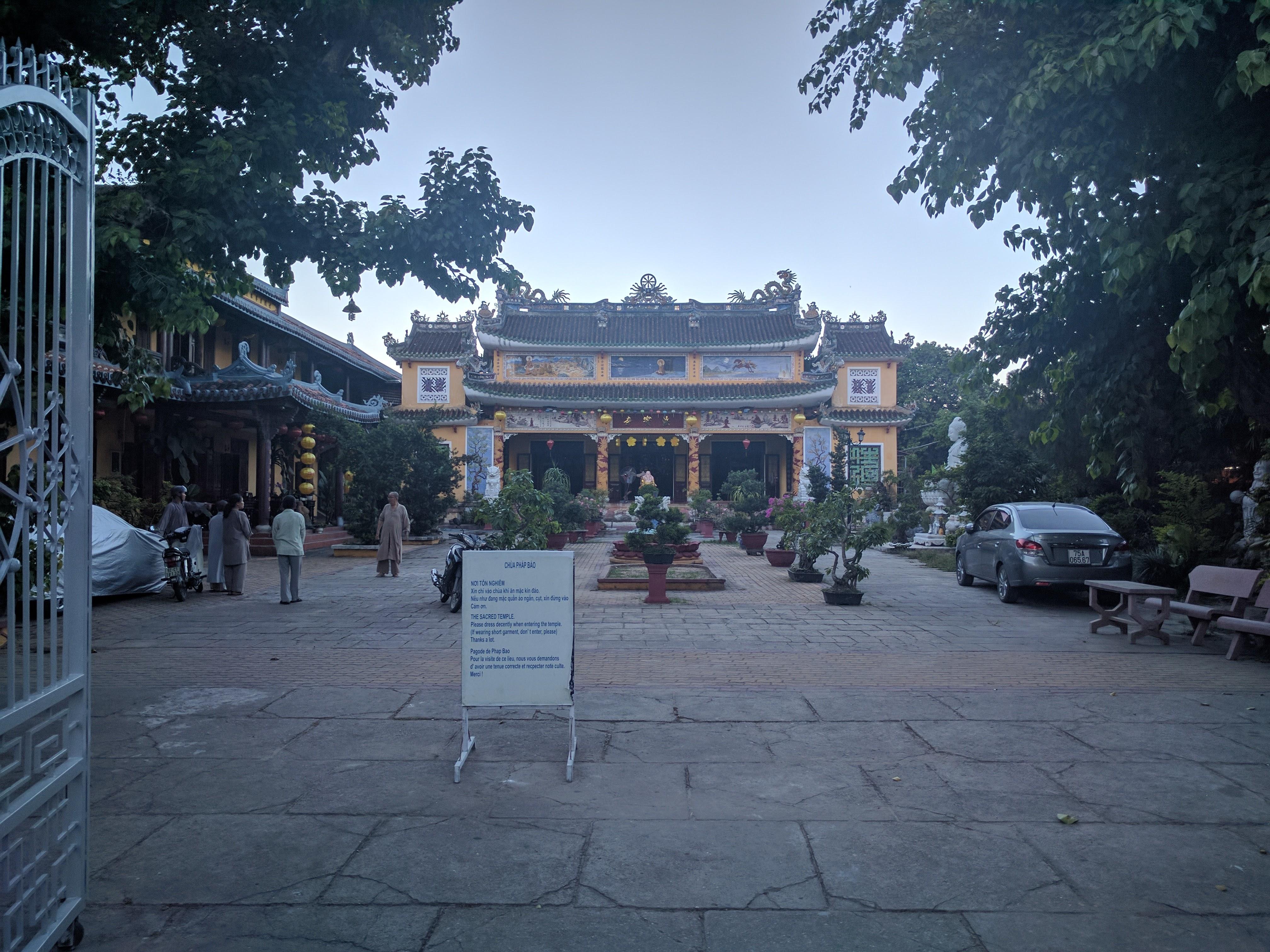 Temple Hoi An