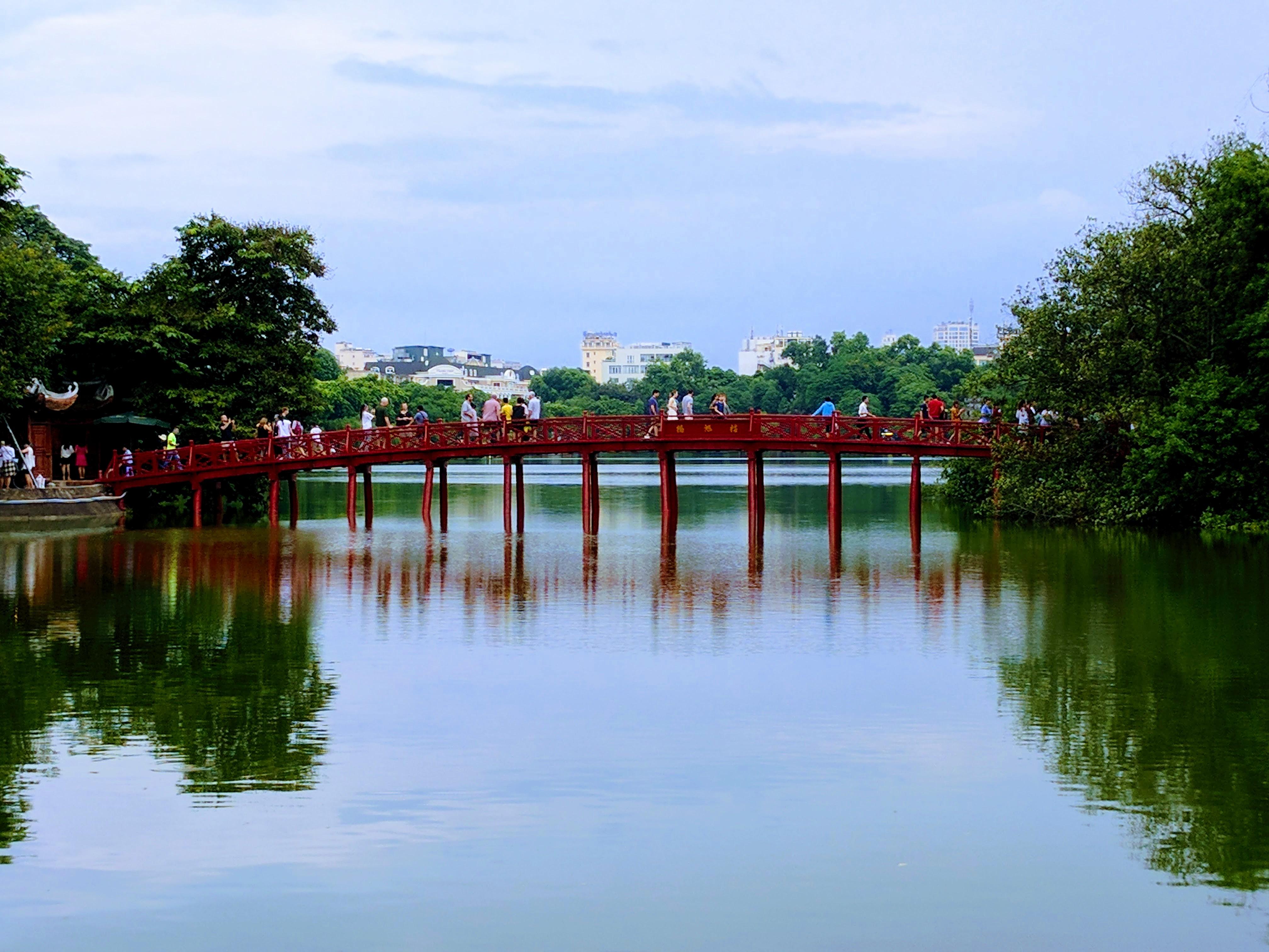 Hanoï pont