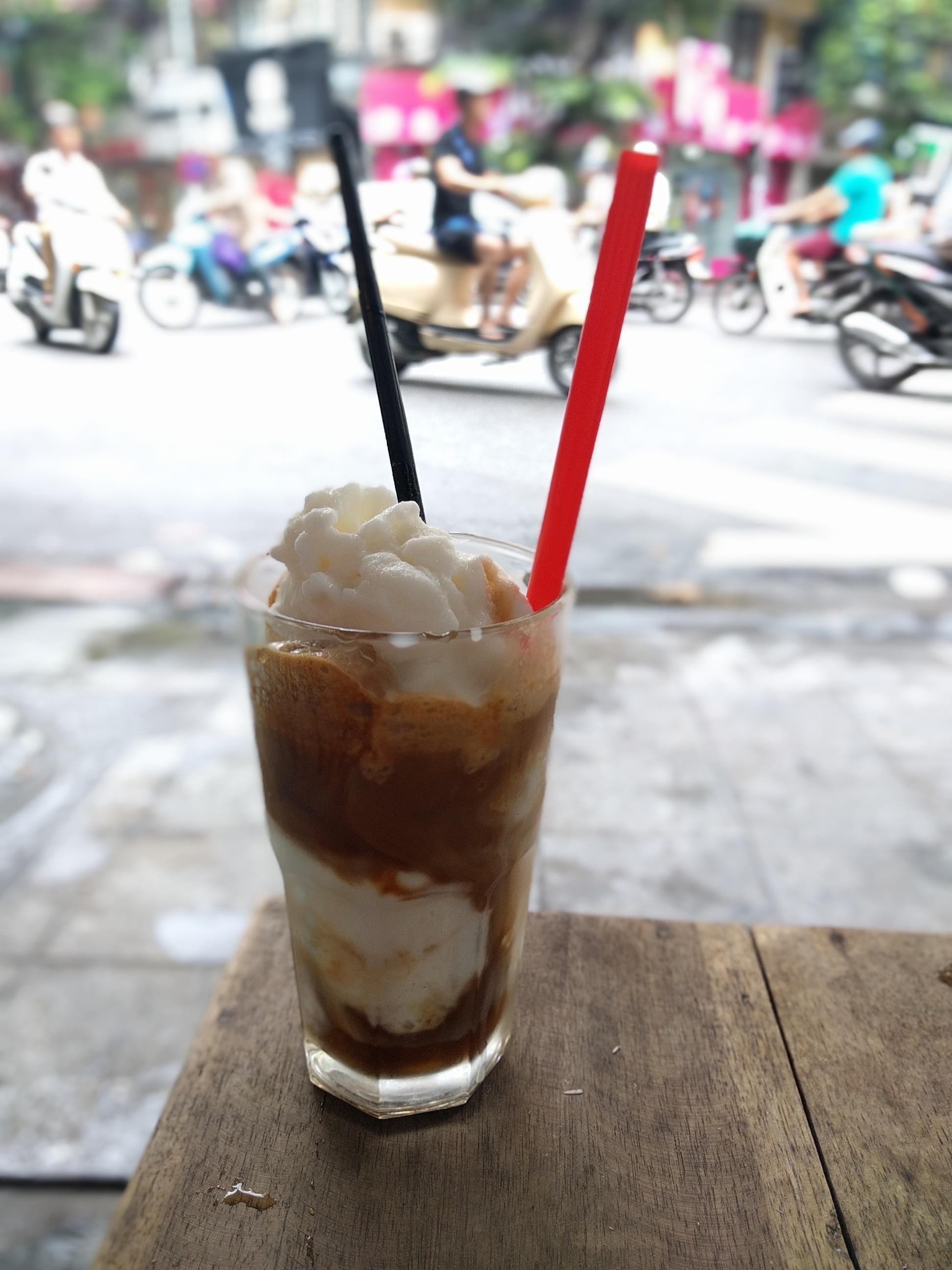Hanoï café