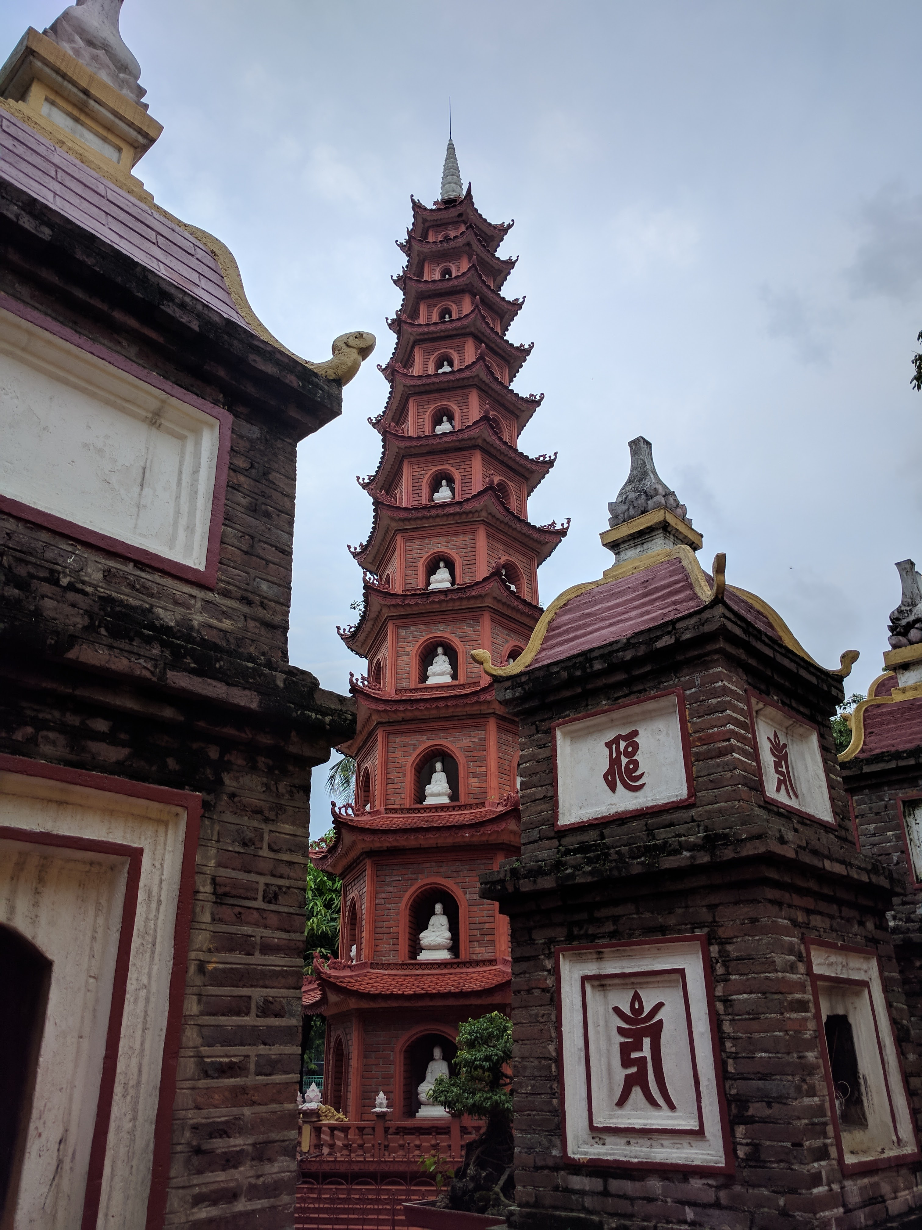 Hanoï pagode