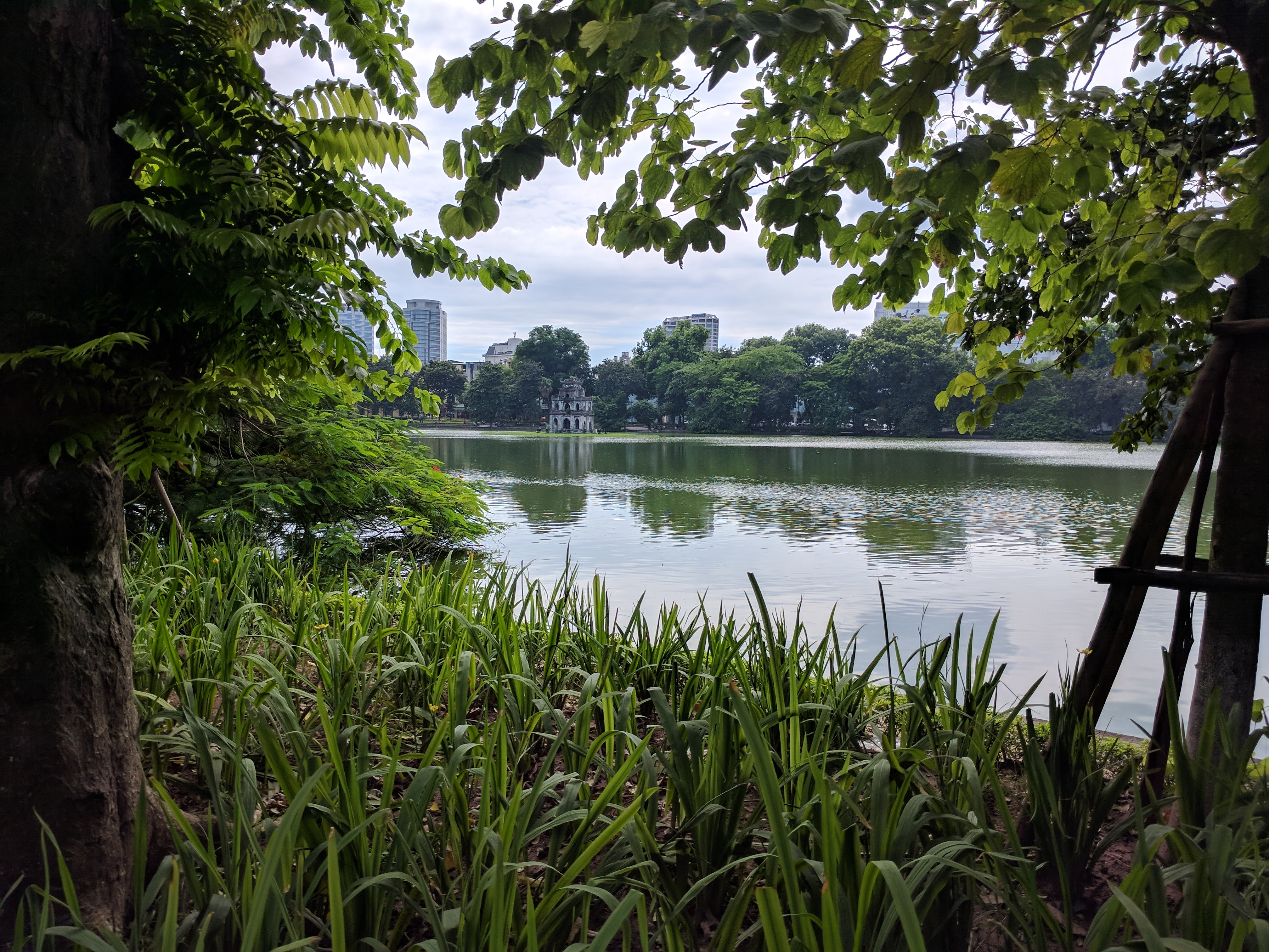 Hanoï petit lac