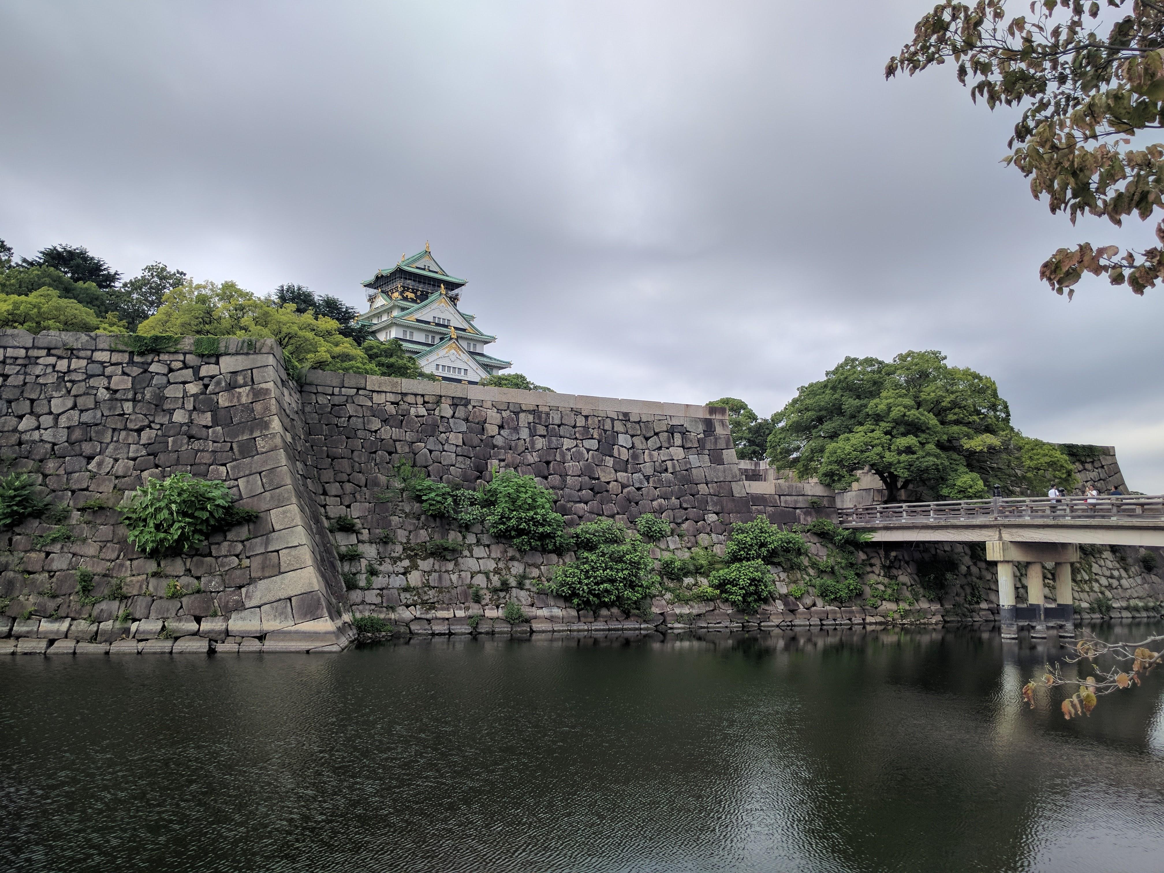 Pont Osaka