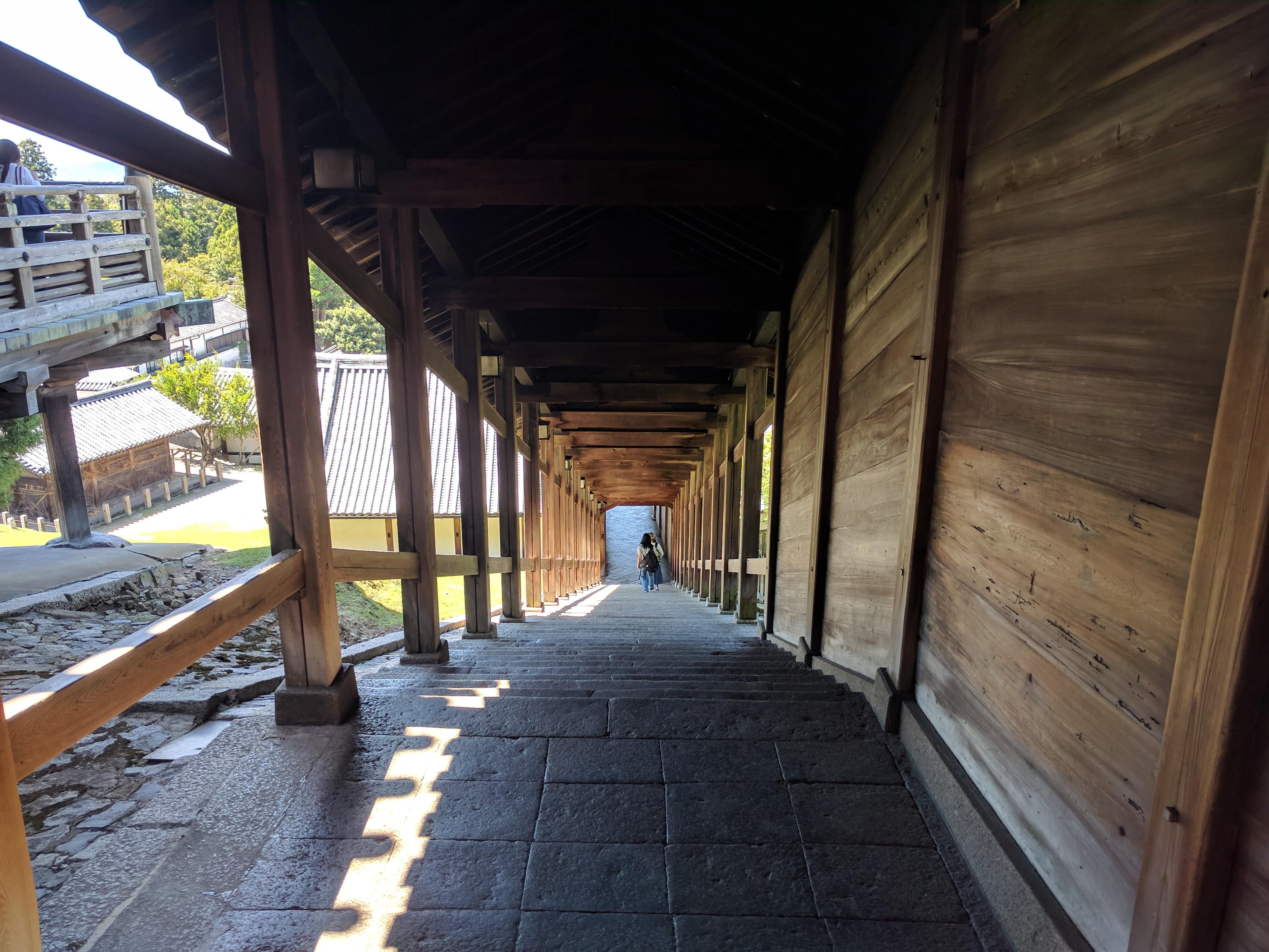 Temple Nara Japon
