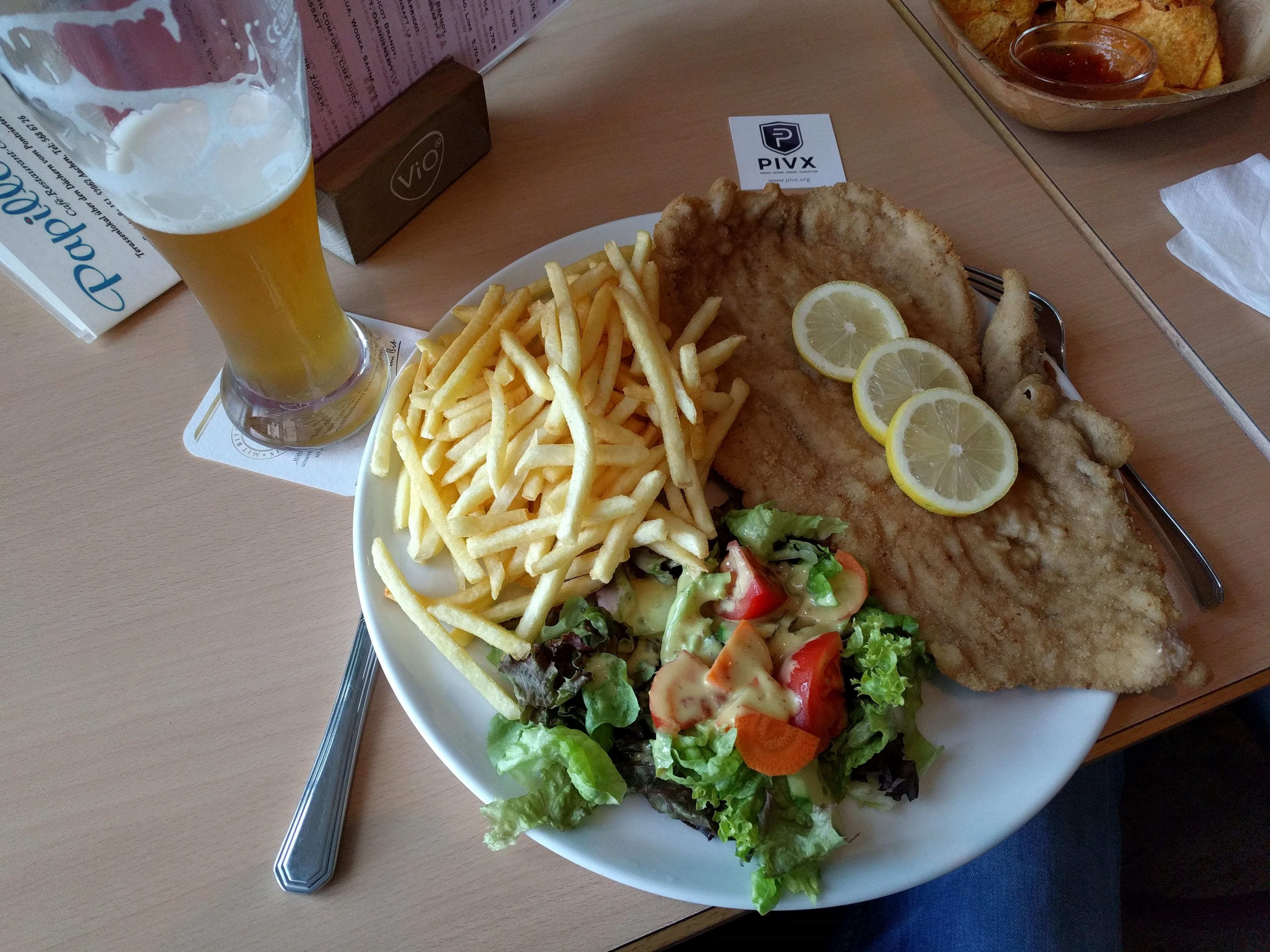 Aachen Schnitzel