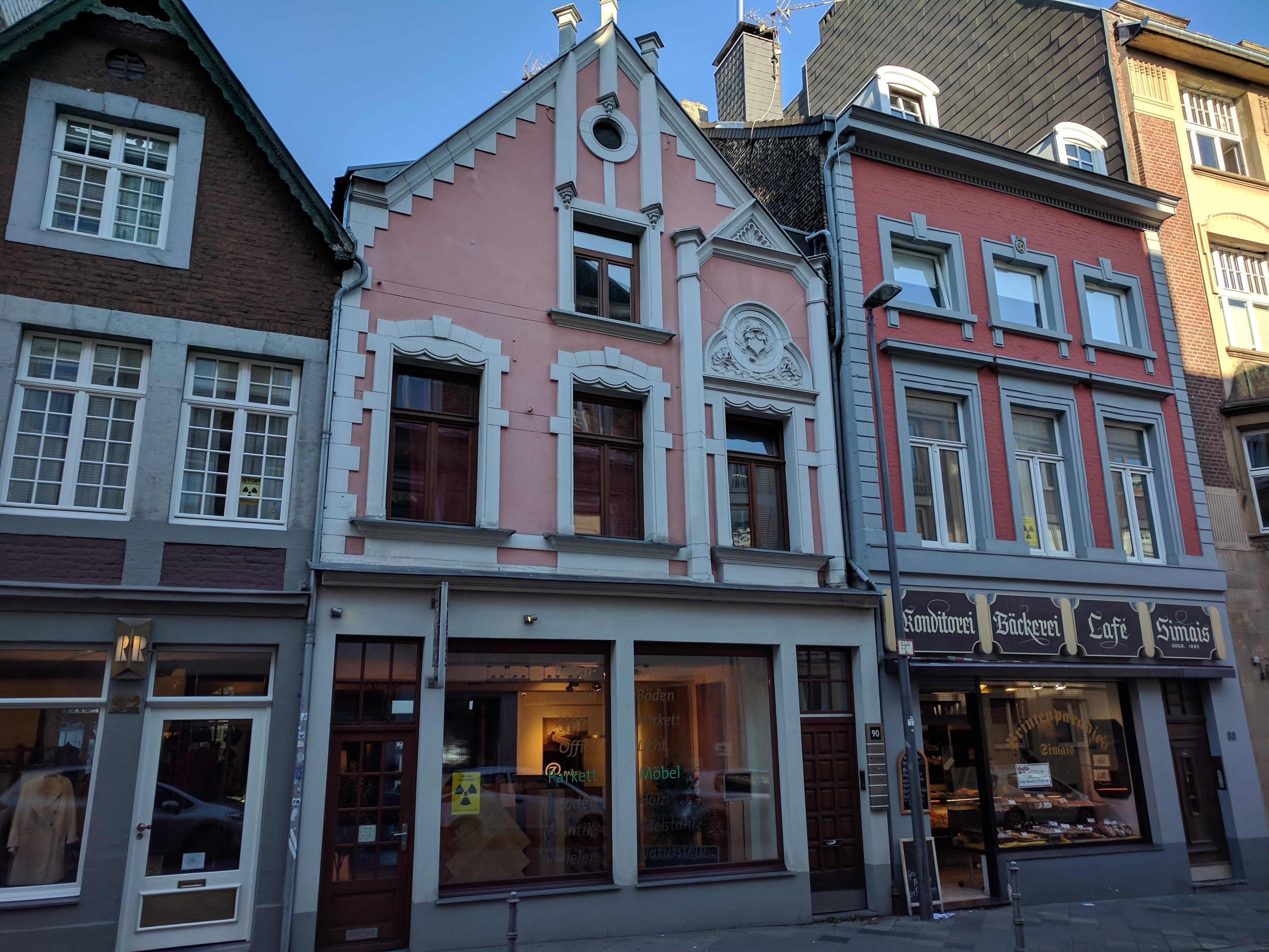 Aachen rue