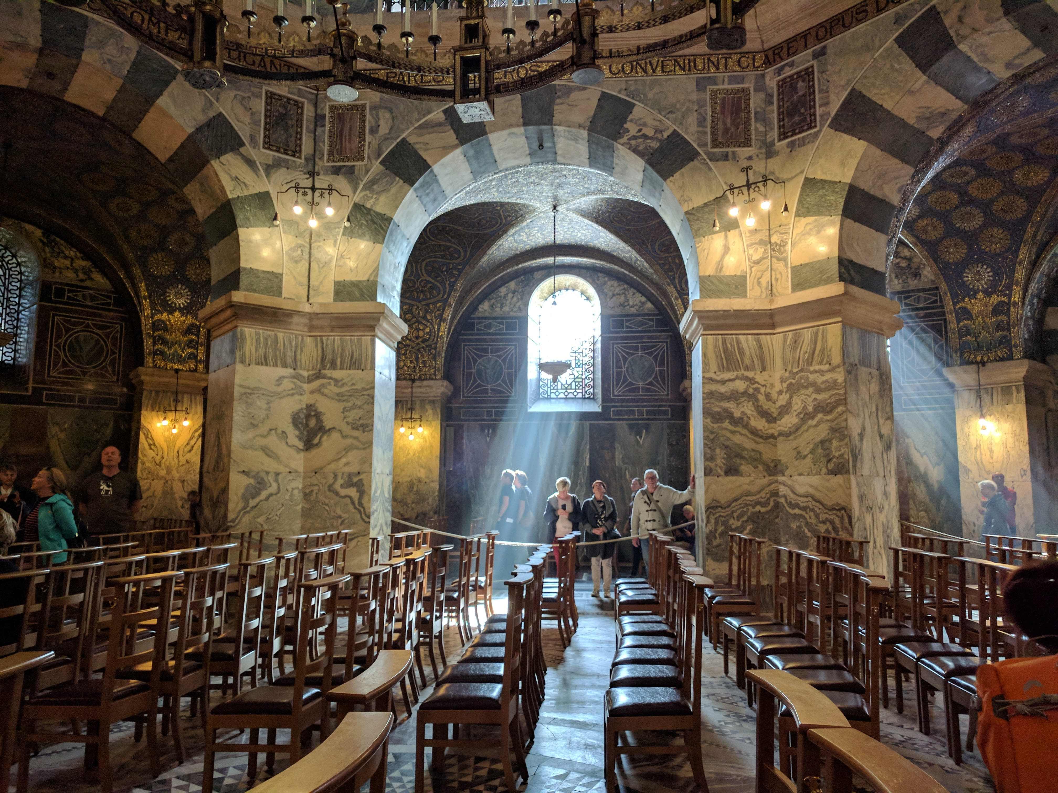 Aachen cathédrale