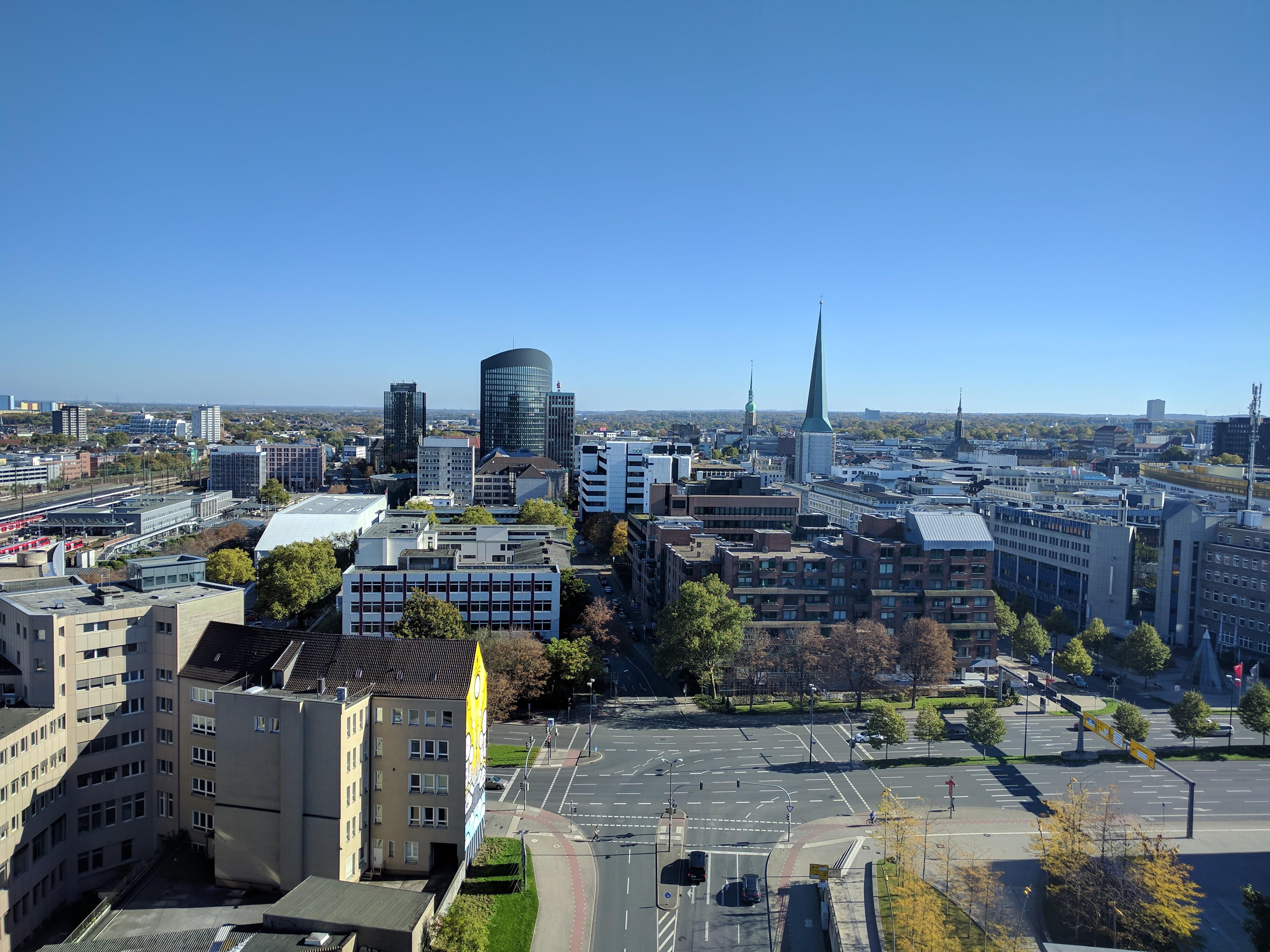 Dortmund view